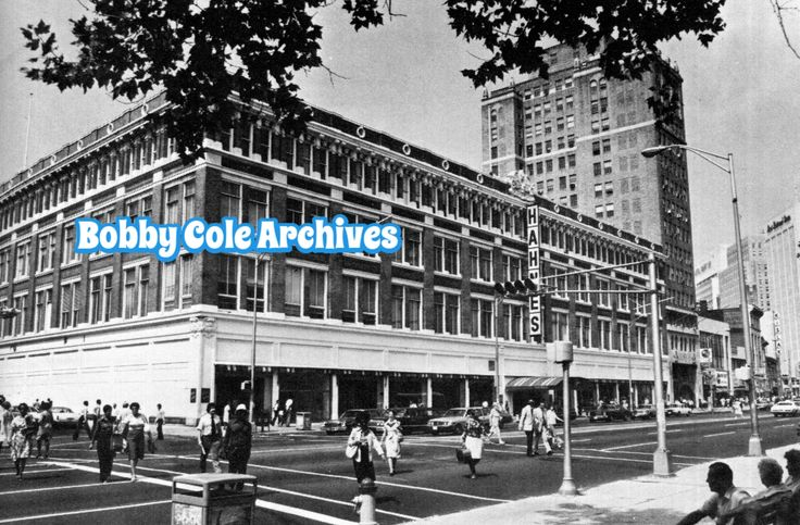 Hahne S Building Downtown 1980 Newark New Jersey