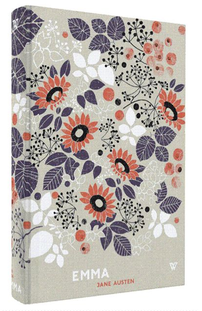 White's Books is a small, London-based publishing house of clothbound books, featuring wrap-around cover designs with evocative patterns.