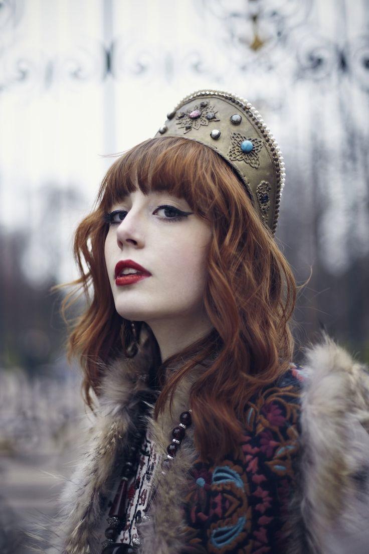 Russian love affair   Pandora