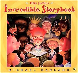 This is picture story book that is wonderful to get students excited about reading. Mrs. Smith brings all her stories to life. It shows just how much fun and exciting readying can be.