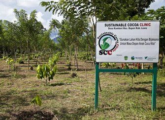 2009 Mars, Incorporated is the first global chocolate company. Certified Sustainable Cocoa by 2020