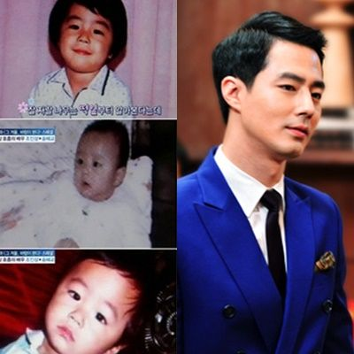 Jo In Sung's Baby Pictures Revealed : Celebs : KDramaStars