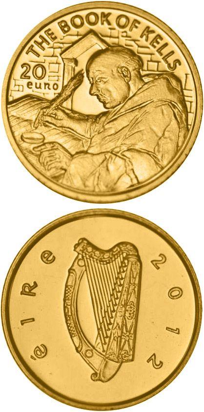 Euro Coin $20 Euro