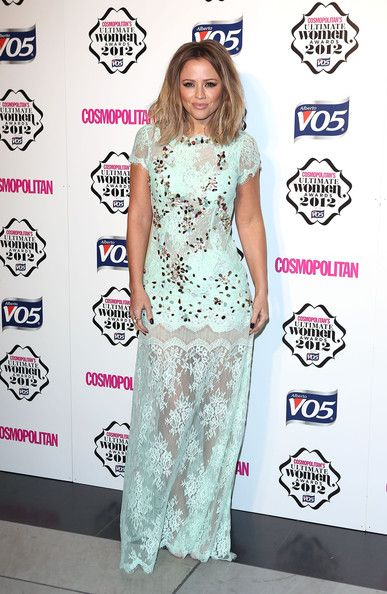 Kimberly Walsh in Patricia Bonaldi
