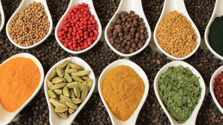 Food Herbs And Spices  Wallpaper+