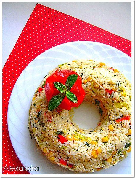 Ρύζι πολύχρωμο