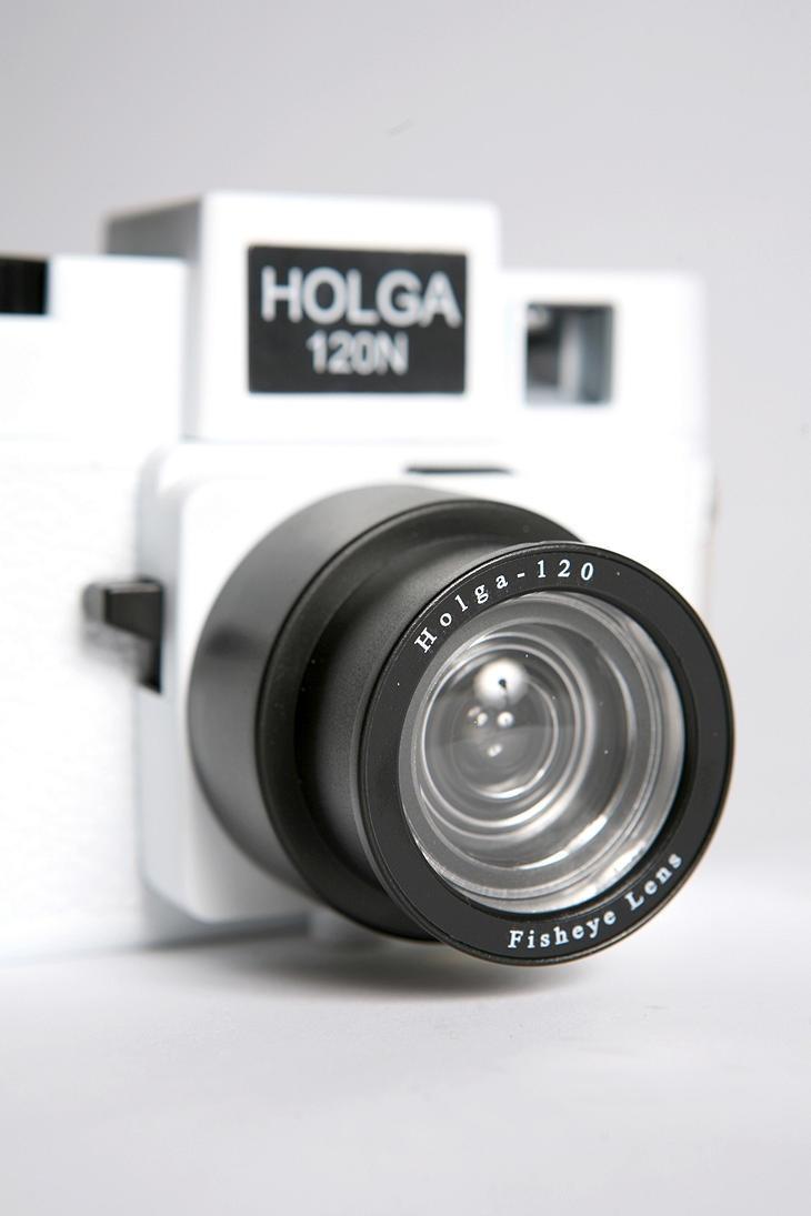 Holga Fisheye Lens. Urban Outfitters. $28
