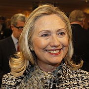 Hillary Rodham Clinton was First Lady during the term of her husband, Bill Clinton.  In 1997 & 1999, she advocated the creation of the State Children's Health Insurance Program, the Adoption and Safe Families Act, & the Foster Care Independence Act.  The only First Lady to be subpoenaed, she testified before a federal grand jury in the Whitewater controversy but was never charged with wrongdoing. The state of her marriage was the subject of much speculation after the Lewinsky scandal in…