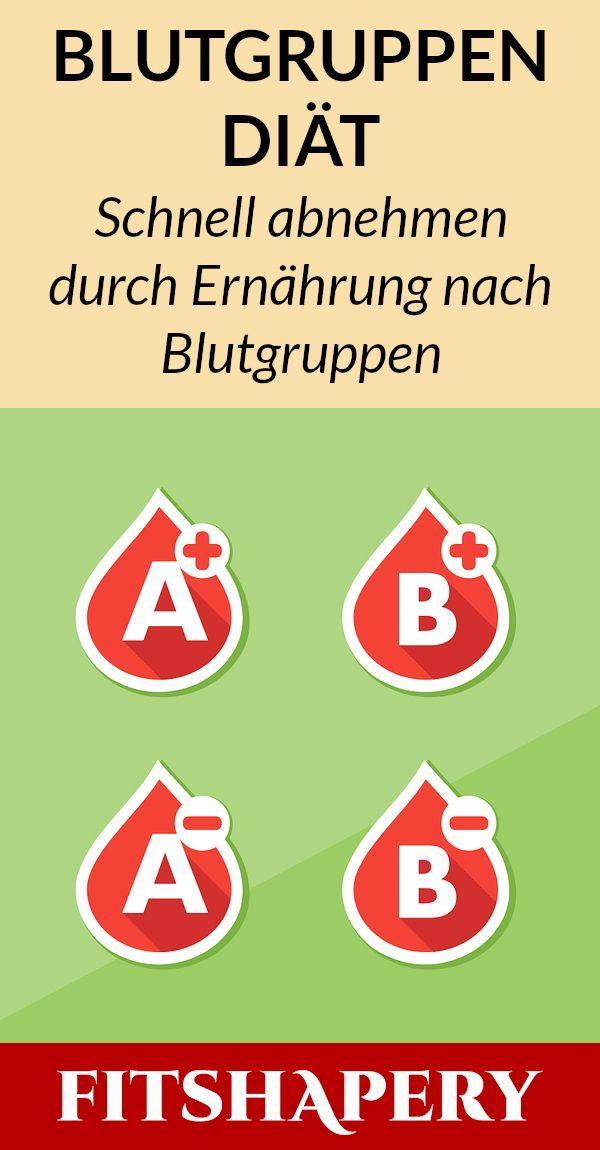 Abnehmen Mit Blutgruppendiät