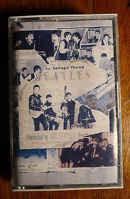 Sealed-Beatles-Anthology-Double-Cassette-Tape-Apple-Records