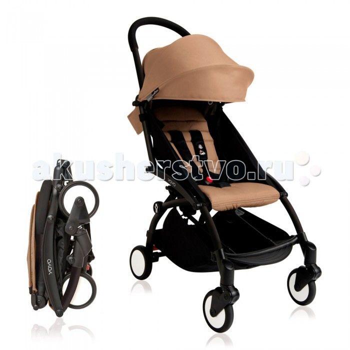 Прогулочная коляска Babyzen Yoyo Plus  Прогулочная коляска Babyzen Yoyo Plus. Компактная прогулочная коляска полностью соответствует нормам и параметрам ручной клади для авиаперелетов. Она с легкостью помещается в верхний багажный отсек салона самолета.  Коляска YoYo+ предназначена для детей от полугода до четырех лет (18 кг), обладает массой преимуществ перед моделями той же весовой категории (5,5 кг).   У колясок 2016 года выпуска есть ряд отличий: возможность с помощью специальных…