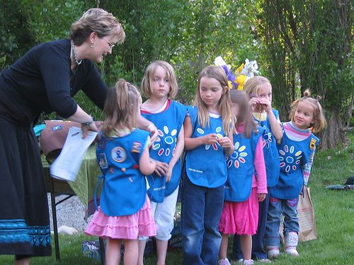 wikiHow to Start and Manage a Daisy Girl Scout Troop -- via wikiHow.com
