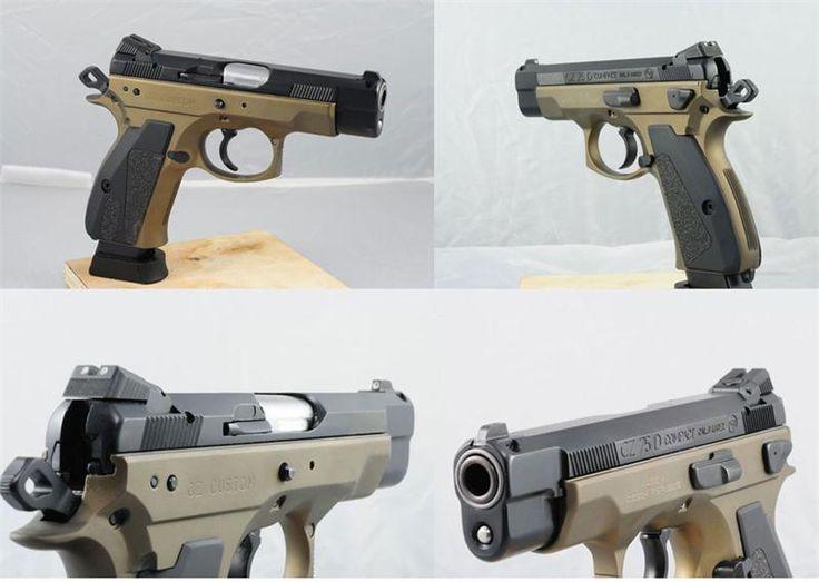 CZ 75 D - 9 mm