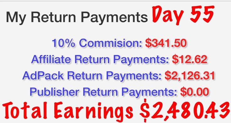 My Adpacks May 25th 2016 Day 55 Level 1= 130 Level 2= 100 Level 3=200 Level 4=100 Level 5= 52 http://zukuladnetwork.com/ Want some of this ? Results Not Typical – This proof of earnings is not a guarantee that you would earn the same, but it is possible to earn this much or more with an equal or greater strategy and work ethic. #onlinetrainer #Teamwork #ZAN2016 #Zukul #askmehow #makemoneyonline