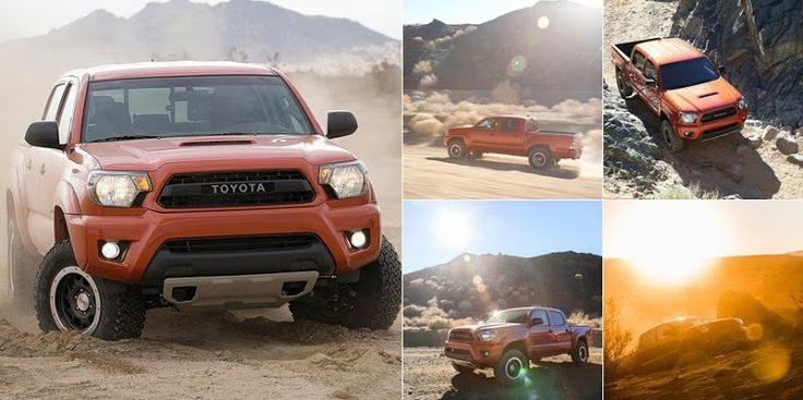 All Cars NZ: 2014 Toyota Tacoma TRD Pro Series