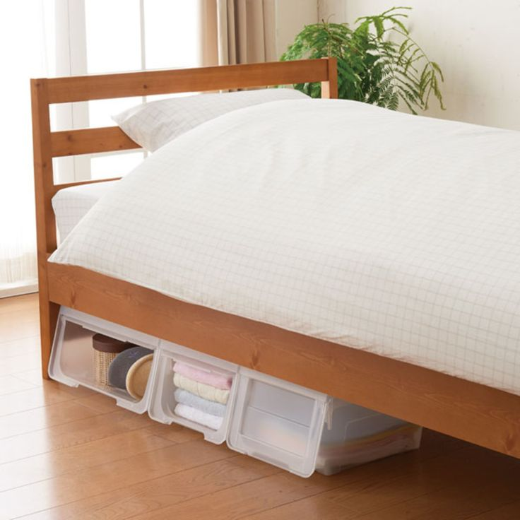 ニトリの収納ケースでキッチンや小物入れ&ベッド下収納のアイデア実例集!   Mahalo nui!