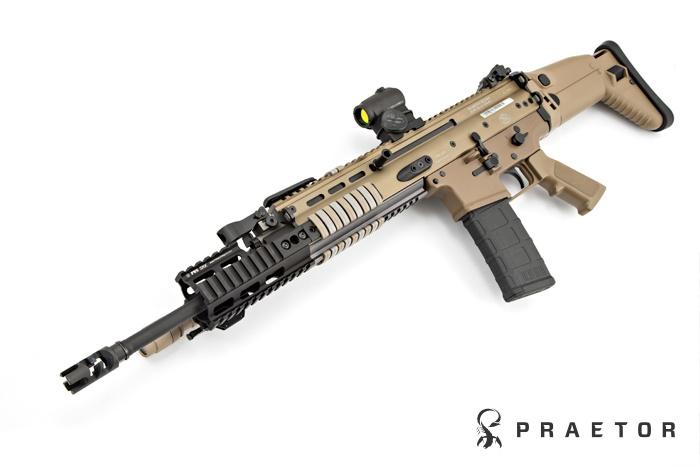 Monkey Depot - Rifle: Sideshow FAMAS Rifle W/ Bipod, Scope