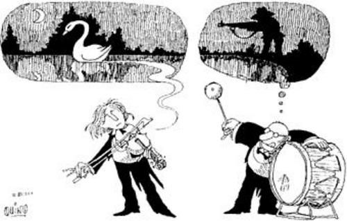 Quino, a rad cartoonist