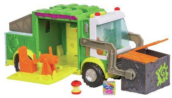 Grossery Gang Muck Chuck Garbage Truck Playset