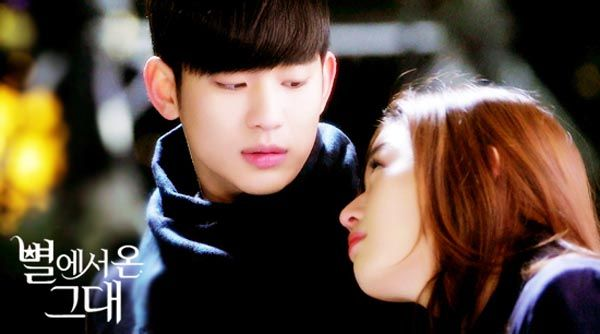 My love from the star... SUCH a good drama :D