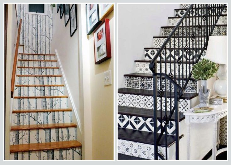 STAIRCASE - Allow your staircase in the entranceway to shine and set the tone of your design-led home.