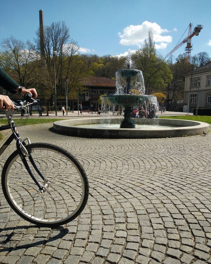 Marvelous Universit t t bingen university universitylife bike fahrrad fountain sunny