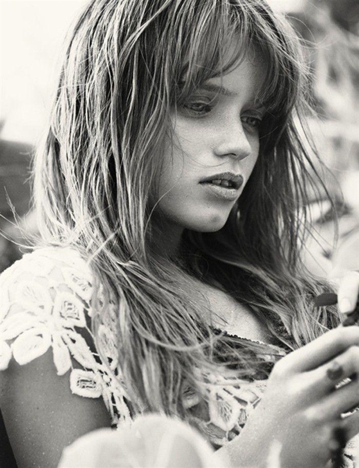 Abbey Lee Kershaw by Greg Kadel for Numéro