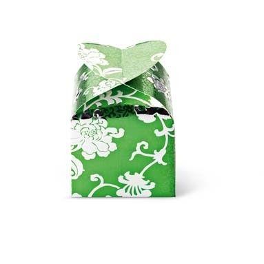 SKŁADANE PUDEŁKO NA PREZENTY #box #folded #pudełko #prezent #składany
