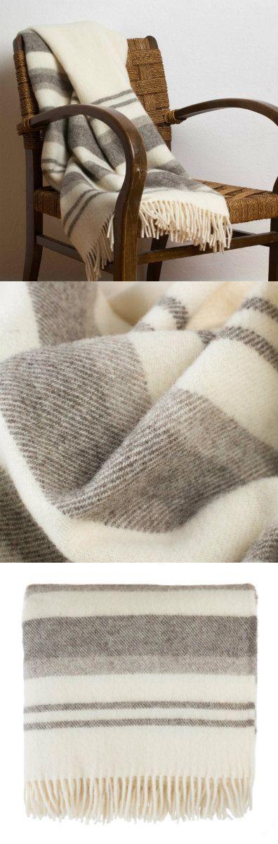 Wolldecke von URBANARA