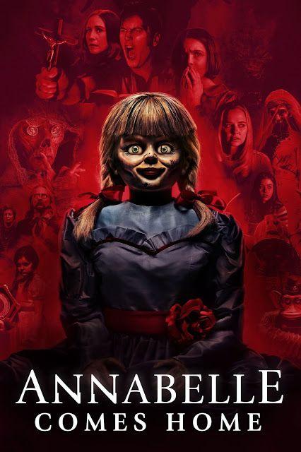 Annabelle Comes Home 2019 Full Movie Download In 720p Hindi Dubbed Moviezone Peliculas De Terror Antiguas Peliculas De Terror Peliculas Completas Gratis