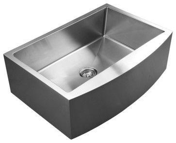 Kitchen Sinks Perth : RSFC849 Single Bowl Apron Kitchen Sink - contemporary - kitchen sinks ...