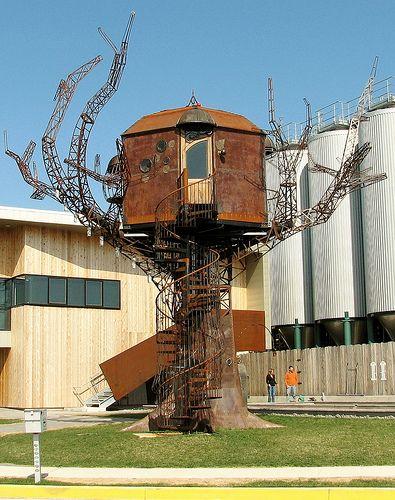 Dogfish Head Steampunk Tree House | by aka Buddy