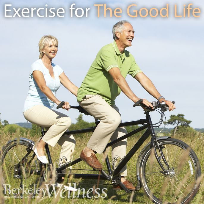 Finding new ways to integrate physical activity into your life pays off in more ways than you think. Lifelong #fitness http://www.berkeleywellness.com/fitness/exercise/article/exercise-and-quality-life
