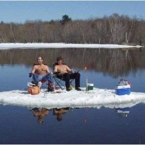 9 best ice fishing the hardway images on pinterest for Ice fishing for bass