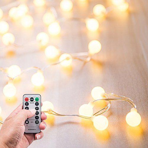 m s de 25 ideas fant sticas sobre lichterkette batterie en pinterest lichterkette mit batterie. Black Bedroom Furniture Sets. Home Design Ideas