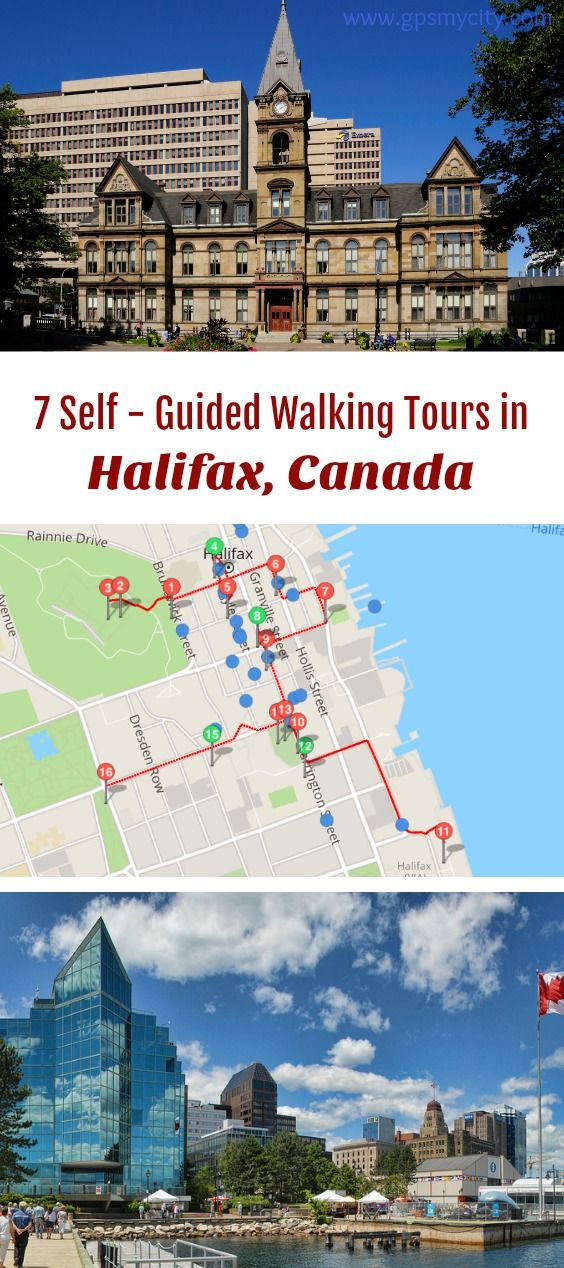 Follow these 7 expert designed self guided walking