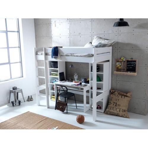 7 best images about Ny seng til Robert on Pinterest | Loft beds, Chang'e 3 and Lit mezzanine
