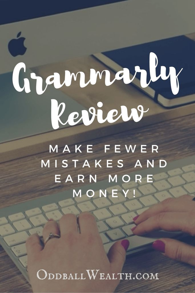 Grammarly Review - A Free Tool That Allows You To Make Less Mistakes and Generate More Revenue For Your Business! Article Url - http://oddballwealth.com/grammarly-review-make-fewer-mistakes-and-earn-more-money/ /explore/Writing/ /search/?q=%23Blogging&rs=hashtag /search/?q=%23WritingTools&rs=hashtag /explore/Writers/ /search/?q=%23Content&rs=hashtag /search/?q=%23Grammer&rs=hashtag /search/?q=%23SpellCheck&rs=hashtag /search/?q=%23Blogs&rs=hashtag