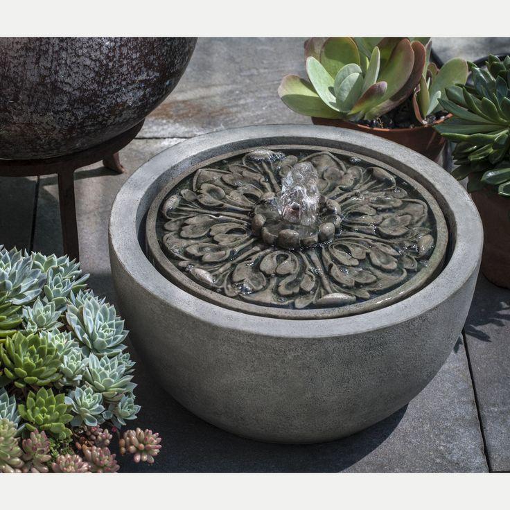 Die besten 25+ Modern indoor fountains Ideen auf Pinterest