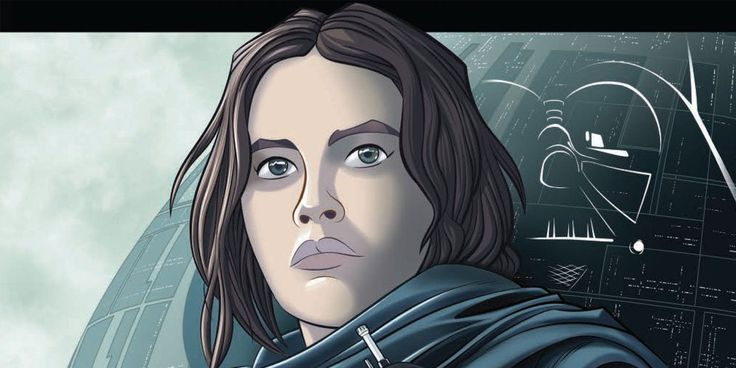 EXCLUSIVE: Star Wars: Rogue One Graphic Novel Adaptation by Alessandro Ferrari, Matteo Piana & more!