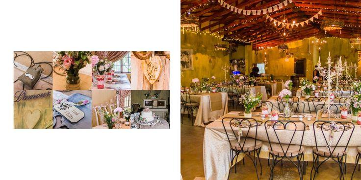 Wedding Venue Die Akker Riaan & Carien 9 oct 2015 Photographer Daniel L Meyer by L'Afrique Photography
