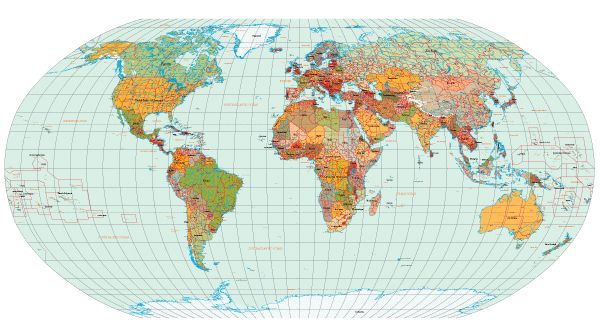 Best 25 world map vector free ideas on pinterest map vector change the world vector free downloadfree gumiabroncs Image collections