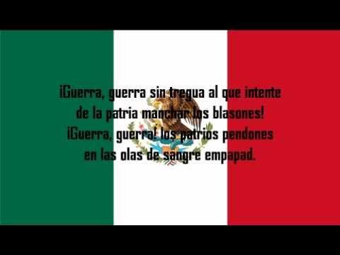 Click para escuchar Himno Nacional Mexicano