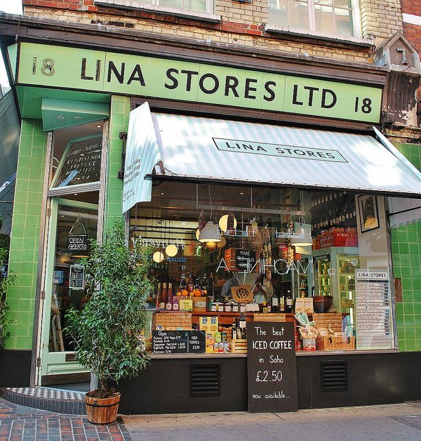 Lina Stores | London