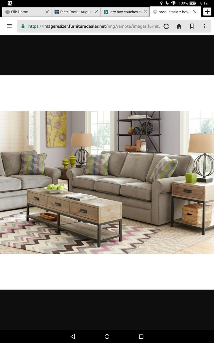 Lazy boy | Living room, Home decor, Sectional couch