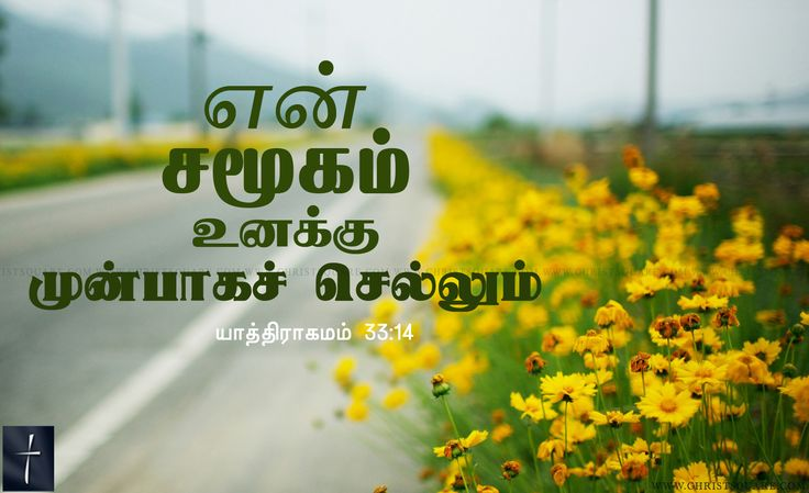 tamil bible words wallpapers - photo #1