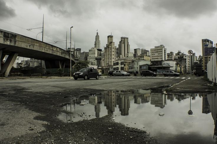 Reflection – Sao Paulo, Brazil