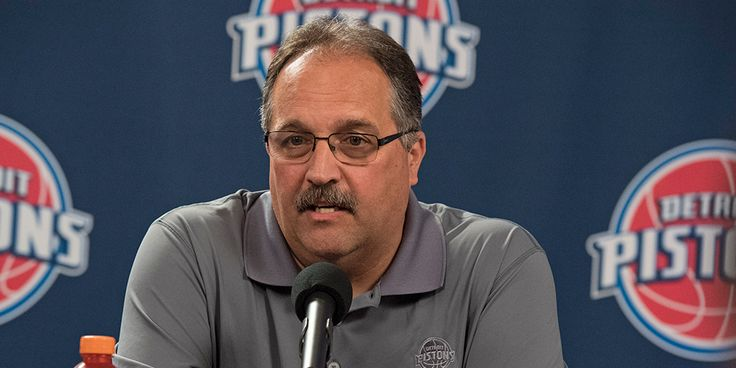 Stan Van Gundy Says Donald Trump Is 'Openly and Brazenly Racist and Misogynistic'