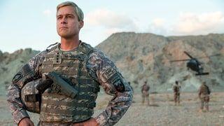 Historia general McChrystal por Michael Hastings Inspirado 'War Machine', protagonizada por Brad Pitt - Rolling Stone