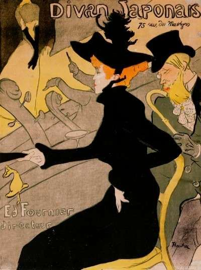 Toulouse-Lautrec: Ah to be in Paris at the dawn of the 20th century...